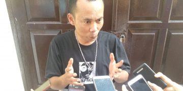 Hendry Nursal (Ketua PWI Kota Jambi)