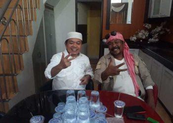 Nazli, Humas Partai Gerindra bersama Al Haris Cagub Provinsi Jambi.