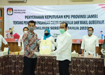 Komisi Pemilihan Umum (KPU) Provinsi Jambi