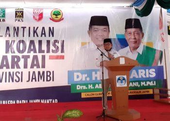 Ketua Koalisi Partai, H. Bakri
