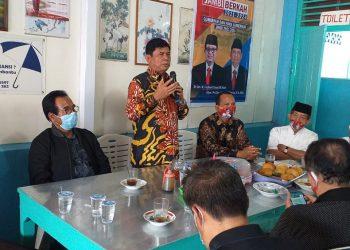 Syafril Nursal Saat Berdialog Bersama Warga Kabupaten Batang Hari