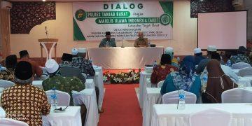 Dialog Polres Tanjab Barat Bersama MUI dan Ormas Islam. (Dok. lenterajambi.id)