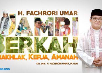 Cagub Fachori Umar.